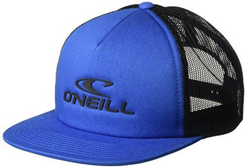 O'Neill Men's Trucker Hat, Paramount Brilliant Blue, ONE