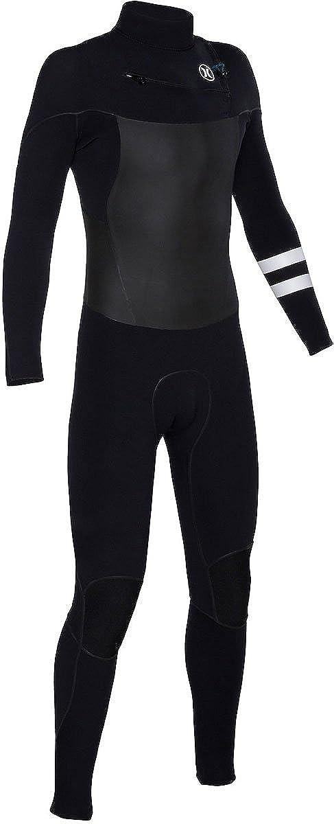 f76ce9768c Amazon.com  Hurley Men s Phantom 202 Limited Full Wetsuit in Black ...