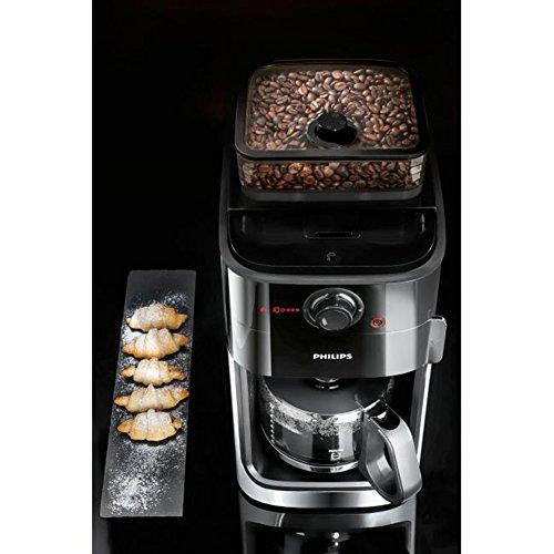 Philips Cucina Coffee Maker : Philips Coffee Maker Espresso Machine Grinder HD7761 Black 1.2L Drip Coffee 220V - Buy Online in ...