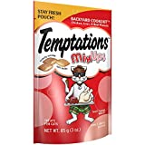 Temptations MixUps Treats for Cats BACKYARD COOKOUT Flavor, 3 oz. Pouch (Pack of 12)