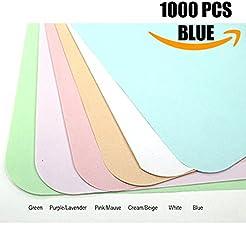Starryshine 1000 PC Dental Tray Covers /...