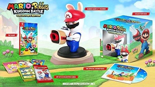 Mario Kingdom Battle - Nintendo Switch Collectors Edition