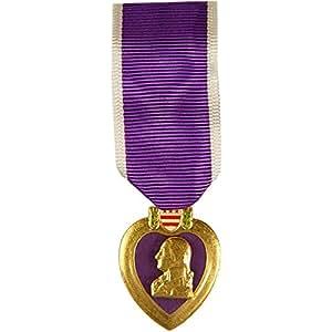 Purple Heart Mini Medal