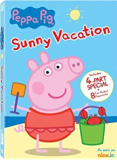 amazon com peppa pig peppa easter bunny lily snowden fine movies