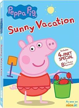 Peppa Pig: Sunny Vacation 0