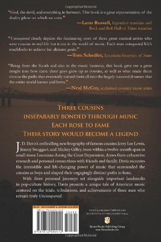 Unconquered: The Saga of Cousins Jerry Lee Lewis, Jimmy
