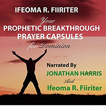 Amazon com: Your Prophetic Breakthrough Prayer Capsules for
