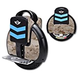 MightySkins Protective Vinyl Skin Decal for TG-F3 Self Balancing one wheel electric unicycle scooter wrap cover sticker Desert Camo
