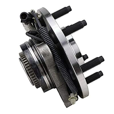 Bodeman - Front Wheel Hub & Bearing Assembly for 2009-2010 FORD F-150 4WD; Excluding Heavy Duty Payload Models: Automotive