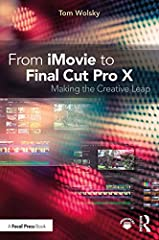 From iMovie to Final Cut Pro X offers an accessible, introductory guide to those taking up video editing using Final Cut Pro X, especially users making the transition from iMovie, Apple's free video software, helping aspirational and m...