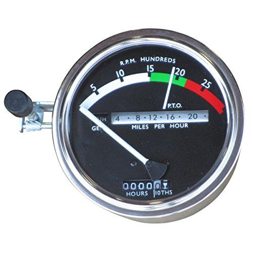 (Hamiltonbobs Premium Quality Tachometer w/ White Needle John Deere Jd...)