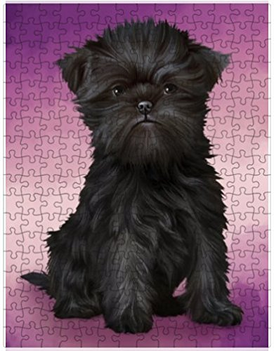 Affenpinscher Dog Puzzle with Photo Tin (551 pc.)