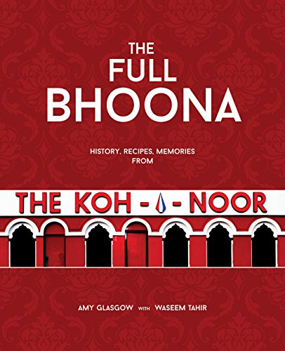 The Full Bhoona by Amy Glasgow
