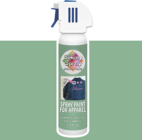Tinte Tejido especial plantilla Simply Spray Aerosol – verde ...