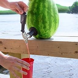 3-Piece Watermelon Keg Tapping Kit