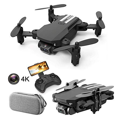 Foldable GPS Drone with 4K Camera, The six-axis Gyroscope Makes The Flight More Stable and The Control More Convenient…