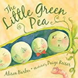 The Little Green Pea, Alison Barber, 1585364487