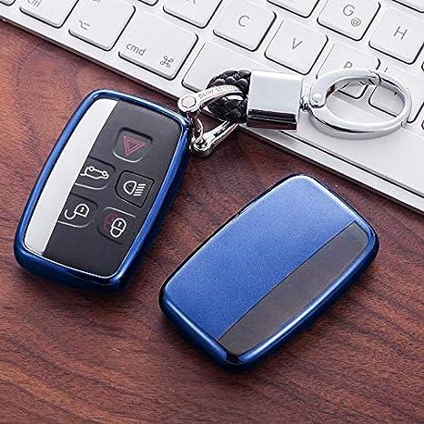 Funda para Llave de Range Rover Smart Remote Fob 5 Botones ...
