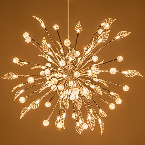 LED Starburst 5mm Light Balls - Christmas Light Balls (15