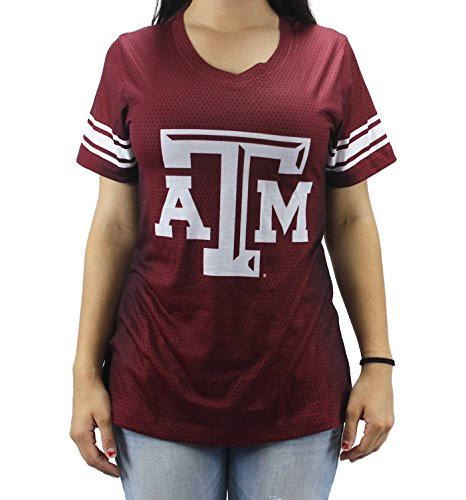 Texas A & M Aggies V-neck