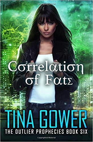 Book Correlation of Fate: Volume 6 (The Outlier Prophecies)