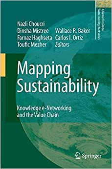Book Mapping Sustainability: Knowledge e-Networking and the Value Chain (Alliance for Global Sustainability Bookseries) (2014-11-25)