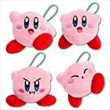 Kirby game sound mascot all four sets of star