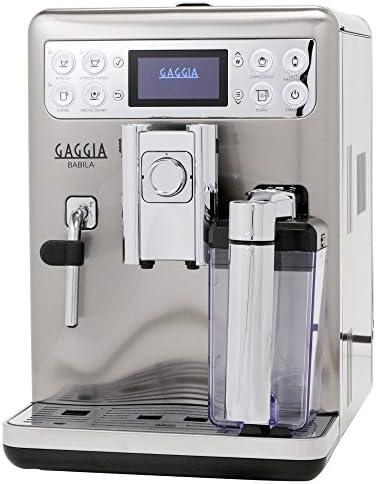 Gaggia RI9700 64 Babila Espresso Machine, Stainless Steel