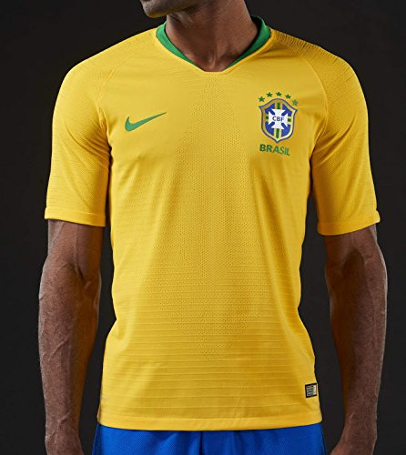 Brasil Soccer Jersey Brazil Adult Training Custom Name and Number - ADD ANY Name and Number (S, NO (Spirit Contact Number)