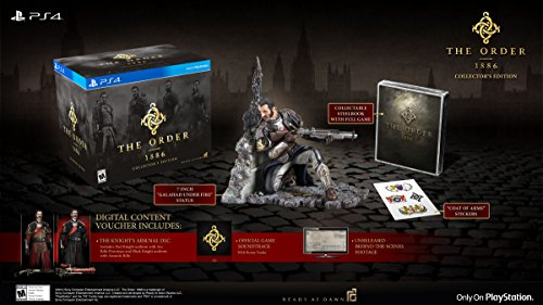 the-order-1886-collectors-edition