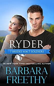Ryder (7 Brides for 7 Soldiers Book 1) by [Freethy, Barbara]