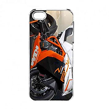 Apple Iphone 5(S) Transparente Celular Funda,Ktm Ready To ...