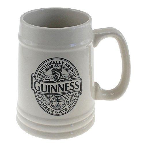 Guinness 2014 Edition Embossed Ceramic Tankard