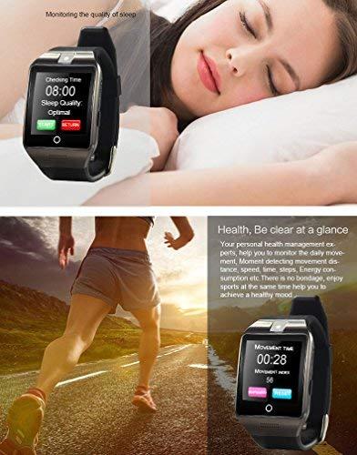 Digimate® Apro - Smartwatch multifunción, Bluetooth NFC reloj de ...