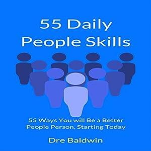 55 Daily People Skills Audiobook