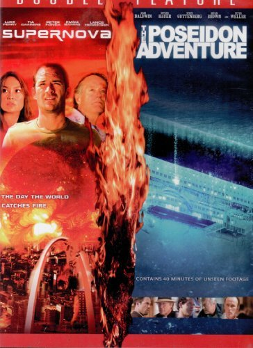 Amazon Com Poseidon Adventure Supernova 2 Disc Double