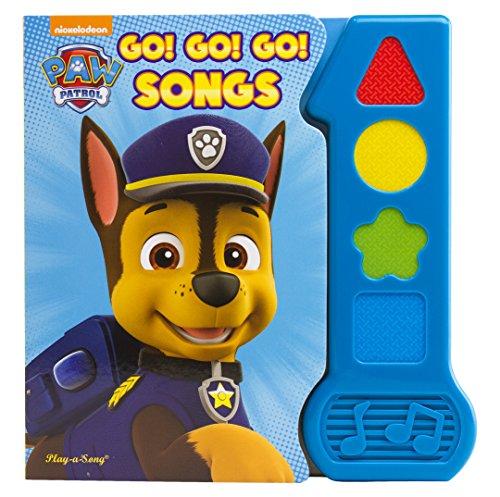 Nickelodeon Paw Patrol - Go! Go! Go! Songs - Baby