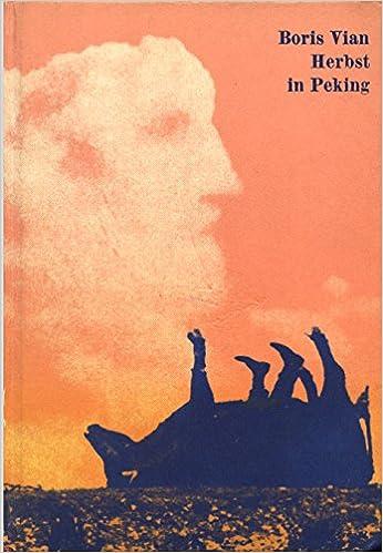 Herbst In Peking Werke In Einzelausgaben Amazon De Klaus Volker