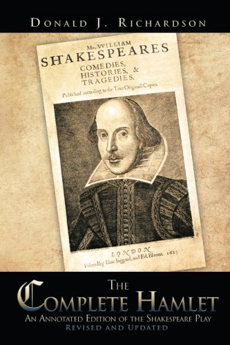 Download The Complete Hamlet: An Annotated Edition of the Shakespeare Play pdf epub