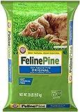 Feline Pine Original Cat Litter (20 - 30 lbs (Pack 2))
