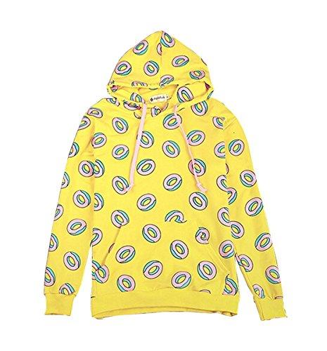 GOT7 Just Right The Same Style Mark Jackson Youngjae JB Sweater Hoodie Doughnut Sweatershirt (Odd Future Tshirts)