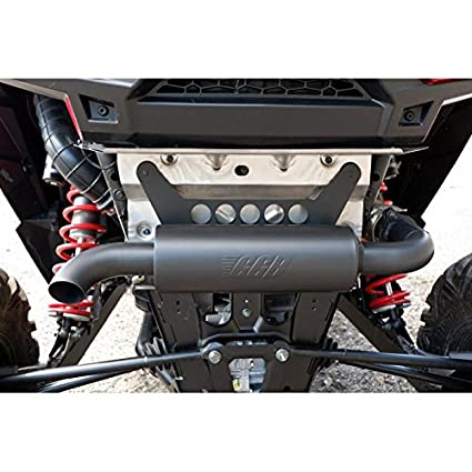 Amazon.com: GGB XT Series Slip on Muffler Fits 2016-2018 RZR XP 1000 Turbo All Options 2016-18 RZR XP 4 1000 Turbo All Options: Automotive