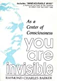 img - for You Are Invisible book / textbook / text book