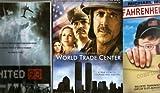 World Trade Center , United 93, Fahrenheit 9/11 : September 11 Movie 3 Pack