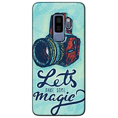 Capa Personalizada Samsung Galaxy S9 Plus G965 - Câmera Fotográfica - VT16