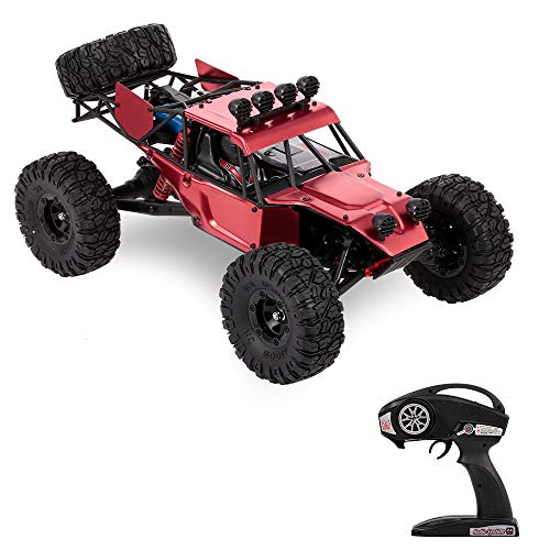 Goolsky Feiyue FY03H RC Car 1/12 Desert Off-Road Buggy Metal Shell 2.4GHz 4WD 35km/h High Speed Remote Control RTR
