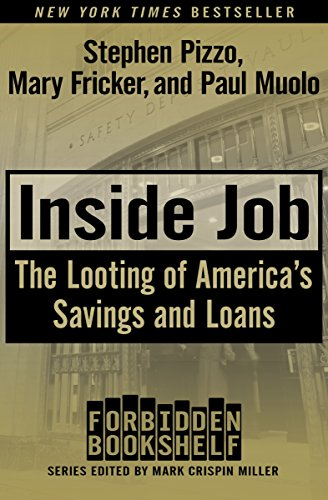 Amazon inside job the looting of americas savings and loans inside job the looting of americas savings and loans forbidden bookshelf book 16 fandeluxe Image collections