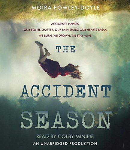 The Accident Season (Spooky Halloween Stories Cd)