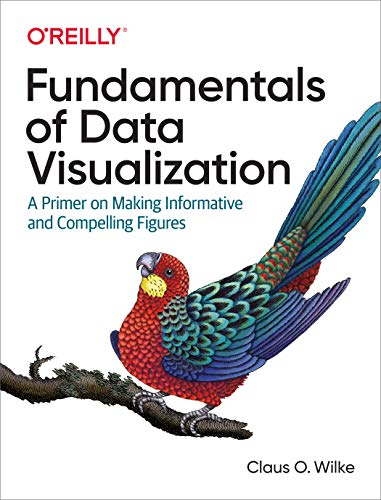 Fundamentals of Data Visualization: A Primer on Making Informative and Compelling Figures por Claus Wilke