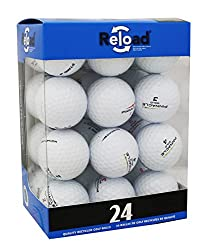 Reload Recycled Golf Balls (24-pack) Pinnacle Golf Balls